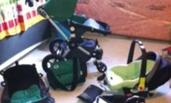 Bugaboo chameleon Message body I'm so sorry to part with it, but my child no longer needs this great stroller as he is too big now. Only used with one child and is in great shape with minor scapes on the frame due to normal wear and two little tears in