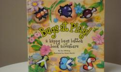 Ages 4-8 One by one, the bugs are called home from play. Excellent condition.
