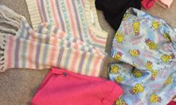 Lots of build a bear outfits used but lots of life left in them!!