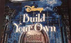 This book comes with all the pieces needed for someone to build their own Haunted Mansion! If interested, please email me: iloverunning99@gmail.com