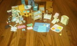 Accessories (furniture and mice family) - $25