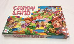 Candyland board game in good condition. Great for children aged 2 to 6. From a smoke and pet free home.