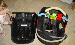 Graco infant car seat no accidents smoke free $30.00 fisher price vibration seat sit up rocker or recline $15.00 please send me a email if you would like to see any or call Tammy 705-840-2882 Thanks