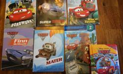 Disney cars books Located north Nanaimo