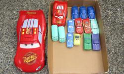 Cars movie toy lot $20 for the lot