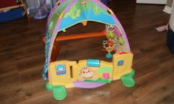 Child's play tent $15
