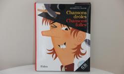 Chanson Droles, Chanson Folles, Henriette Major Excellent condition.
