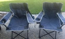 2 used Children's Lawn Chairs. $10 each