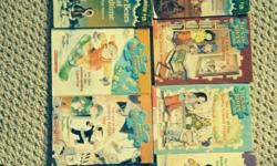 Jigsaw Jones and Tree House soft cover books for the young reader. $1 each or take all 8 for $5.