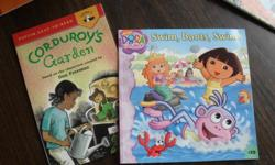 Variety of books for sale see photos and email me your choices! .50 EA or 3 for 1.00
