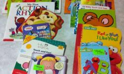 Books for toddlers. $10 for each lot or $25 for all three lots. This ad was posted with the Kijiji Classifieds app.