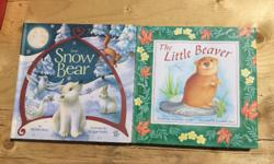 6 hardcover children's books. Brand new. No marks. rips, tears or bent pages.