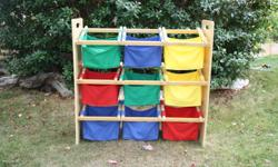 great for a childs room to store toys and books or clothes. Our kids don't want it anymore.