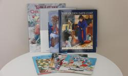 Titles * The Little Christmas Tree * Twas the Night Before Christmas - Hardcover * Santa Stories - Hardcover o Up on the Housetop o Jolly Old Saint Nicolas * The Olden Days Coat * The Nutcracker Ballet * Merry Christmas Mom & Dad, Mercer Meyer * The Magic