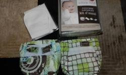 Cloth Diapers NEVER USED   $20   403-314-1891
