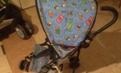 Blue compact stroller $5 Pick up in elmwood/ek area This ad was posted with the Kijiji Classifieds app.