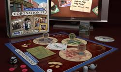 "Enjoy all the drama of ""Corrie"" in this fun DVD trivia game. Requires a TV, DVD player and remote control. (not included). Can be used on a laptop with a remote (ie a macbook) as well. This game has never been out of the box."