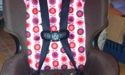 Stage 2 forward facing carseat for sale. Manufactured September 10, 2010. This ad was posted with the Kijiji Classifieds app.