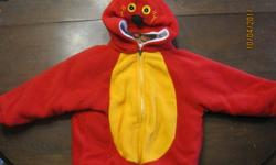2 in 1 lady buge / unicorne  $10.00 -18-24m pumkin outfit $5.00 -3-6m Pooh $5.00 - 6m eeyore $8.00  -6m  dalmatian dog $10.00 size 3-4 darth vader $10.00 size 3-4