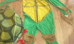 all super heroes $10.00  age 3-4     no stains smoke fee