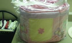 pink around the crib patting brand ne please call 519-254-3280