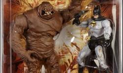 For sale is a New Toys R Us exclusive DC Universe Classics 2 pack Batman and Clayface. In great condition!