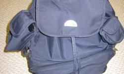 Also has cooler pockets for baby food and bottles