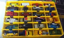 50 dinky cars, case, and road mat. Good shape. Non smoking home. Pick up in Ingersoll. This ad was posted with the Kijiji Classifieds app.