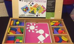 Ages 4+. Made by Discovery Toys. A great educational game. In excellent condition.