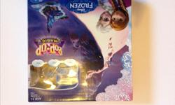 Disney Frozen pop-up magic game like new, played once