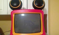 Mickey Mouse TV in good condition