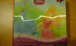 "Disney Princess ""Magic Motion"" 48 Piece Puzzle The puzzle that performs! 12"" x 9"" (31cm x 23cm) Located in Barrhaven"