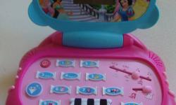 Great learning toy - ABC's, songs, counting, much more!! $15 FIRM