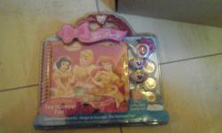 Tea party activity book new in box