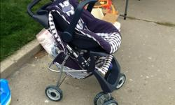 Doll stroller in excellent condition.