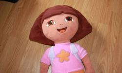 Dora stuffed animal