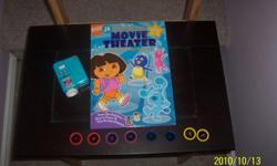 Dora and Friends Movie Theatre - $8.00   Excellent condition