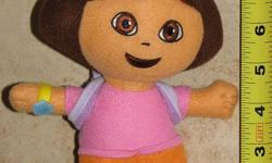 Dora Bunny Doll $6.50 . From a smoke free Home (not a store). All my 400+ items ARE available if still listed. Email to arrange an afternoon/evenings pick up time. See Kijiji map link for approx. location. Please click on Kijiji link to view our 400+