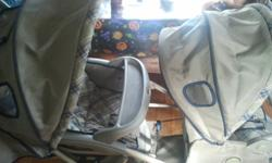 I have a double stroller for sale its a safety first it holds 2 baby carseats and has both addapters with it,reversable front steat if interested please email or phone 595 0504 thanks
