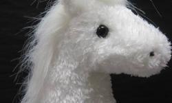 Stuffed Unicorn,   Moon~Dream by DOUGLAS   What little girl doesn't dream of owning a Unicorn?   Moon Dream is one of our favourite stuffed Unicorns that we sell. We are happy to say that every one that comes into our store takes a shining to this pretty