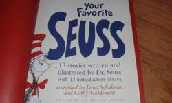 Dr. Seuss 13 Stories in One Childrens Book, in great condition! Asking $10.00