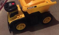 Good kids dump truck. Only $10