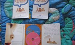 Great condition, - only played once, 2 DVD's perfect for new mom's, described on site:   Your baby is talking to you. Now you can understand. Every baby is born with a natural ability to express their needs - through sound.   What was once thought of as