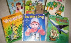 $3 for each book various stories