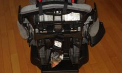 Eddie Bauer 3-in-1 Carseat Combo for Sale...may be used for infant up to 80 lbs...adjustable, everything included...manual...doesnt expire until 2014. Excellent Condition. Smoke Free Home...