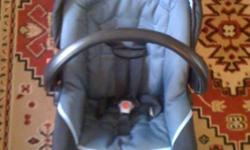 New condition. Smoke free home and car. Expires 2016. Rear facing for infants weighing up to 22 lb. 5-point harness system with upfront adjustment for easy loosening/tightening. Removable seat pad. Removable, quilted head and hip rolls. Adjustable,