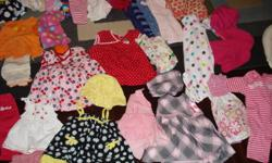 Baby Clothing, 100 + items. Everything you need. Brand names like Baby Gap, Old Navy, Tommy Hilfigure, Carters, Childerns Place, Etc. Sizes 0 - 6 month Sleepers Onsies Dresses Pants Tops Coats Shoes Outfits   All from a pet free, smoke free home.
