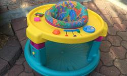 Evenflo ExerSaucer Clean $25
