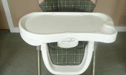 Very good condition, collapsible, height adjustable,