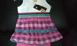 New With Tags Never Worn Comes In Sizes 0/3 3/6 And 6/9 Months Also Comes In Blue Please Look At Other Ads